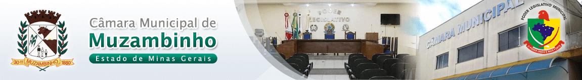 Câmara municipal de Muzambinho MG